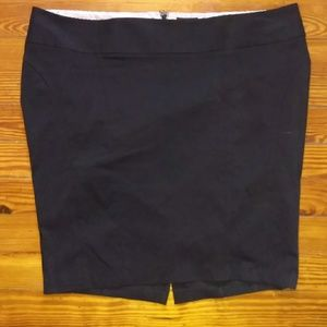 Black torrid pencil skirt 26w